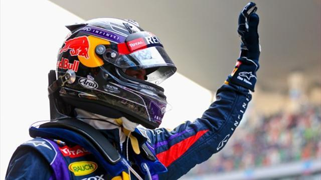Formula 1 - Vettel's road to the 2013 title