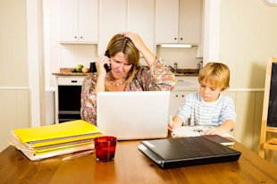 Do Stay-At-Home Moms Want To Go Back To Work?