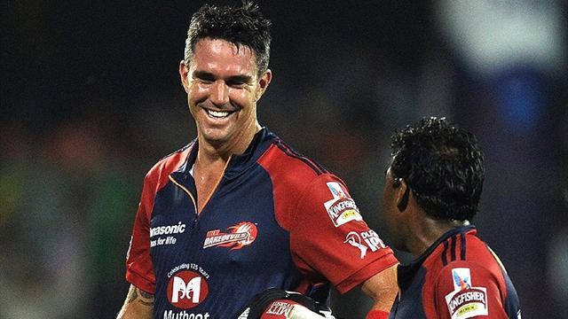 Cricket - Delhi Daredevils name Pietersen captain for IPL