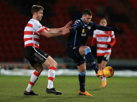 Soccer - Sky Bet League One - Doncaster Rovers v Crewe Alexandra - Keepmoat Stadium