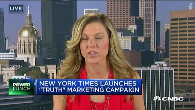 Ries: Arrogant for New York Times to say they're 'the tru...