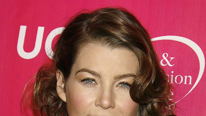 Ellen Pompeo at the Billy Wilder Theater Opening Tribute.