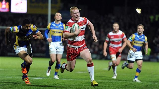 Rugby League - Holmes ready for Farrell challenge