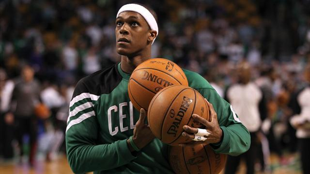 Basketball - Rondo ready for comeback game