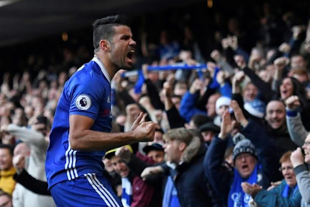 Brazilian-born Spanish striker Diego Costa reportedly clashed with Chelsea boss Antonio Conte last week over the club's treatment of his back injury