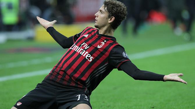 Locatelli dumbfounded at beating Buffon with Milan winner
