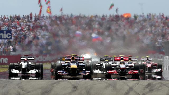 Formula 1 - No government funding for Turkish GP