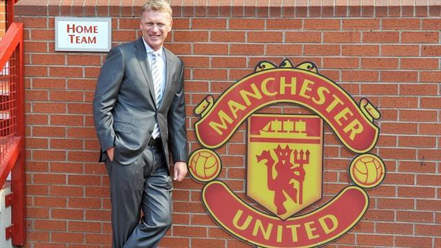 Football - Moyes not trying to match Fergie