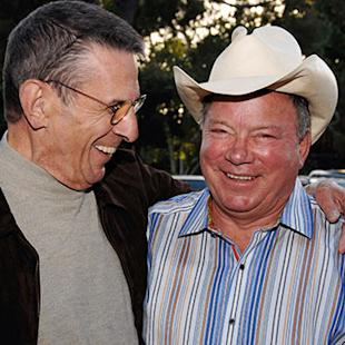 "William Shatner Will Miss Leonard Nimoy's Funeral: ""I Feel Really Awful"""
