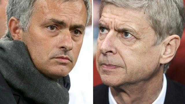 Premier League - Mourinho: Wenger is a failure specialist