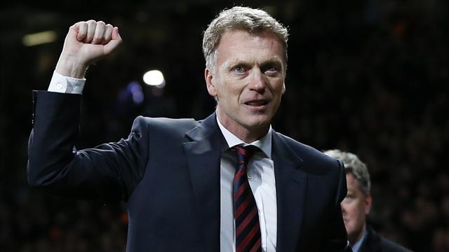 Champions League - Moyes refuses to get carried away