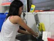"House Bill 4753, or ""Kasambahay (Househelp) Christmas Bonus Act of 2010"", aims to improve the plight of household helpers by mandating a 13th month pay from employers."