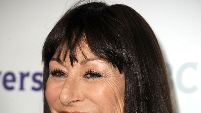 """Anjelica Huston (""""Smash"""") attends the 2012 NBC Universal Winter TCA All-Star Party at The Athenaeum on January 6, 2012 in Pasadena, California."""