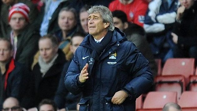 Manuel Pellegrini's side have an outside chance of topping their Champions League group