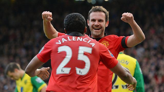 Premier League - Mata: Nobody better than Giggs to manage United