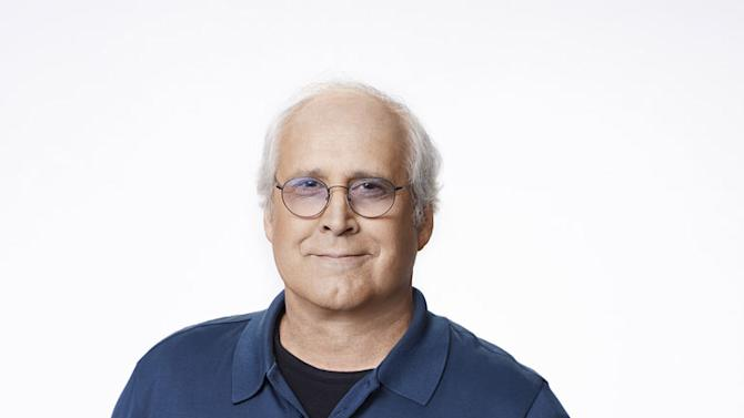 """Chevy Chase stars as Pierce in """"Community."""""""