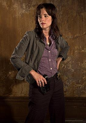 "Parker Posey as Detective Carson O'Conner USA Network's ""Frankenstein"""