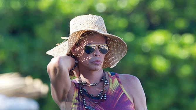Steven Tyler Hawaii