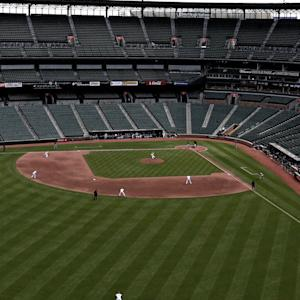 What's the cost of playing in an empty stadium?