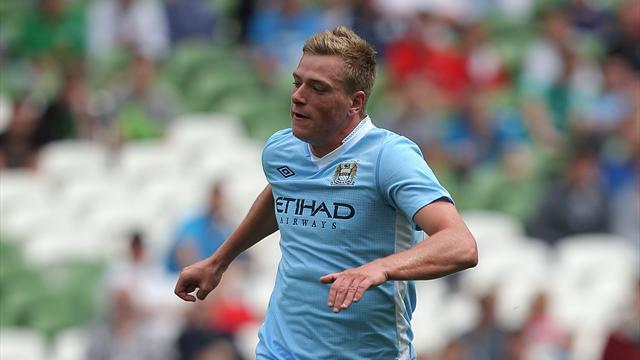 Premier League: Guidetti signs new Man City contract