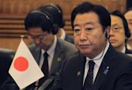 """The European debt crisis is the biggest risk for the Japanese economy, Prime Minister Yoshihiko Noda (pictured) said in a weekend interview with Dow Jones Newswires, citing it as a factor behind the yen's strength. """"It is risky to just stand on the sidelines and watch. This is not just about Europe, there is a possibility that it may spread to the global economy,"""" Noda said on Saturday"""