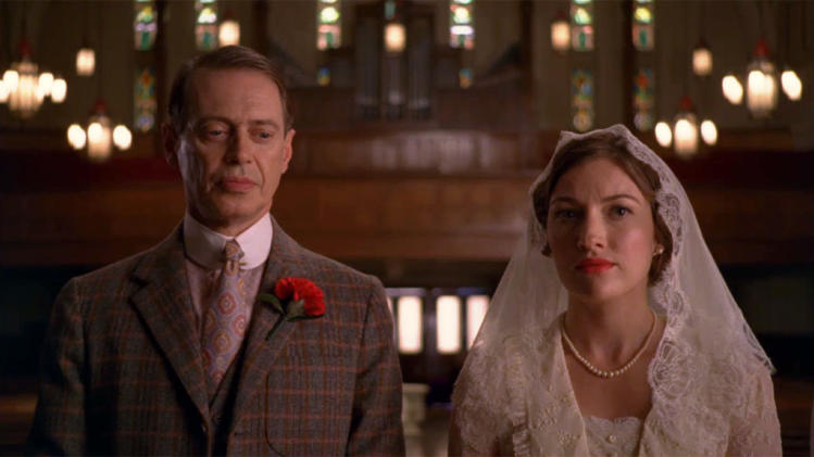 "TV Weddings - Nucky Thompson and Margaret Thompson: ""Boardwalk Empire"" (2011)"