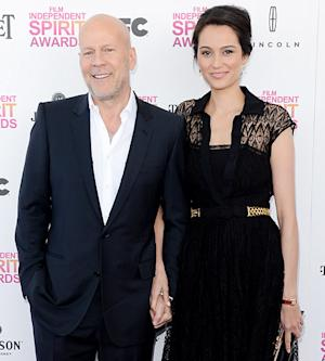 Bruce Willis: Wife Emma Heming Doesn't Mind My Onscreen Kisses