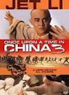 Poster of Once Upon a Time in China III