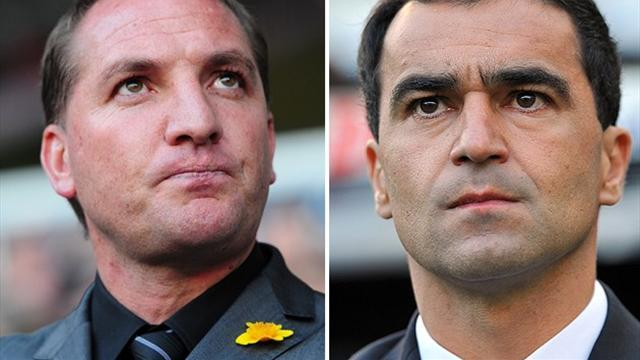 Premier League - Rodgers confident Liverpool can rely on Everton for help
