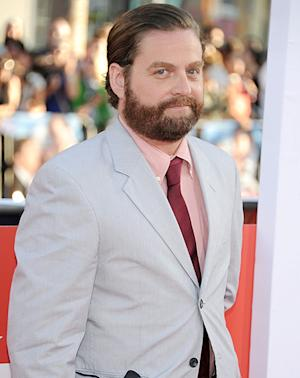 Zach Galifianakis Quits Drinking After Two Men Spit in His Face