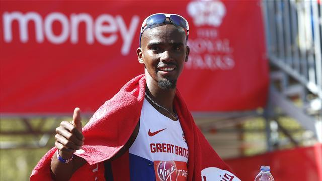 Athletics - Farah to run at Commonwealth Games