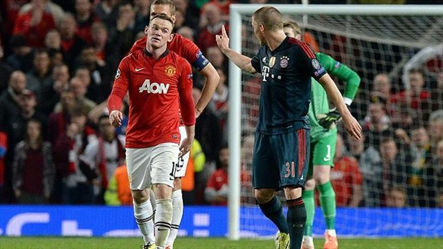 Champions League - Rooney hits back at diving claims