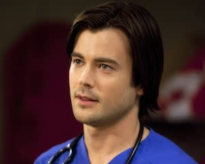 Pilot Scoop: Matt Long Is One of ABC's Lucky 7