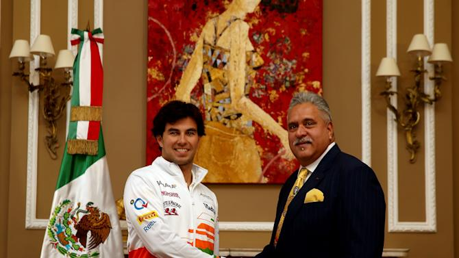 Sahara Force India Press Conference