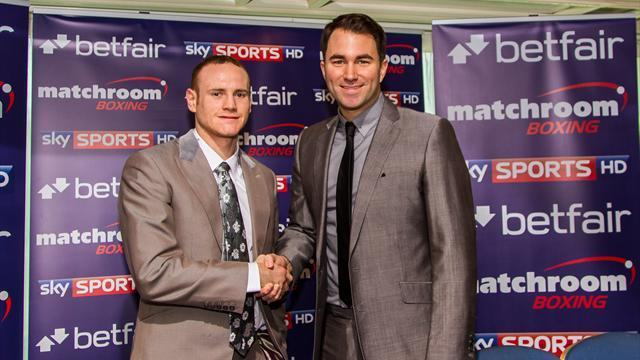 Boxing - Groves to fight on Froch undercard after joining Matchroom