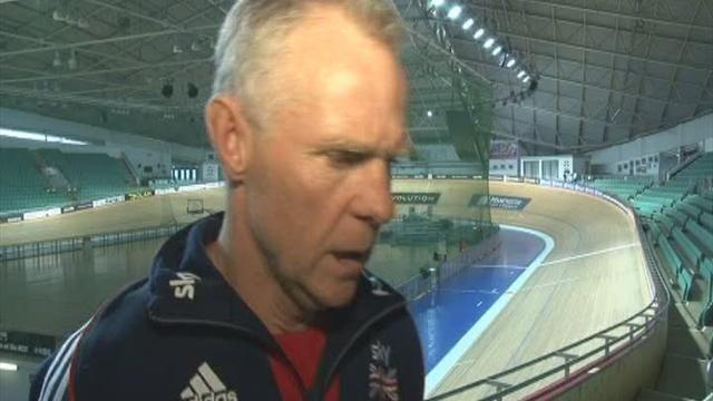 Cycling - Sutton targets more British success Cycling World Cup