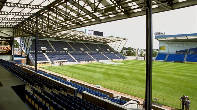 Scottish Premiership - Irvine backs Killie to climb table