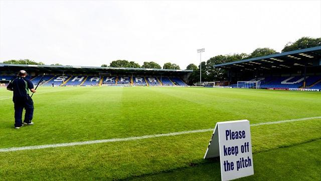 Football - Shakers' match with Rovers is off