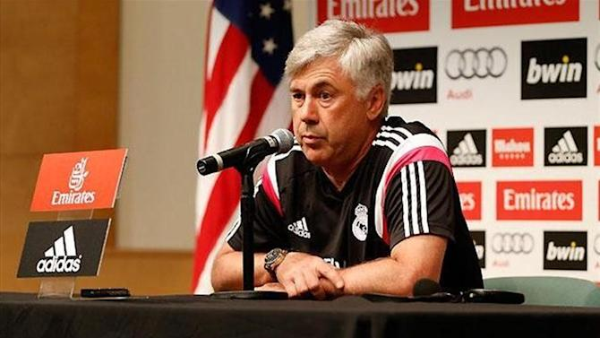 Liga - Ancelotti hints at regret for not signing Lampard for Real Madrid