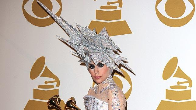 Lady Gaga Grammy Aw