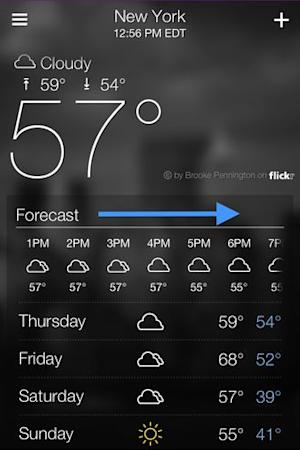 Yahoo's New Weather App Will Change Every Day of Your Life