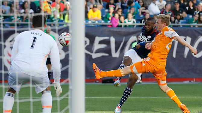 Houston Dynamo v New England Revolution