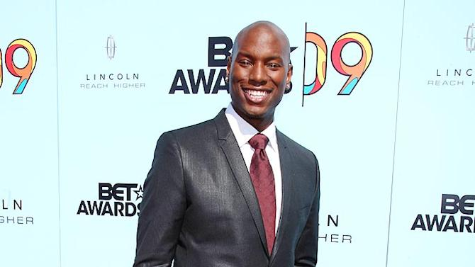 Gibson Tyrese BET Aw