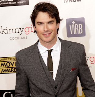 Ian Somhalder Sparks 'Fifty Shades Of Grey' Fever After 'Reading Movie Script'