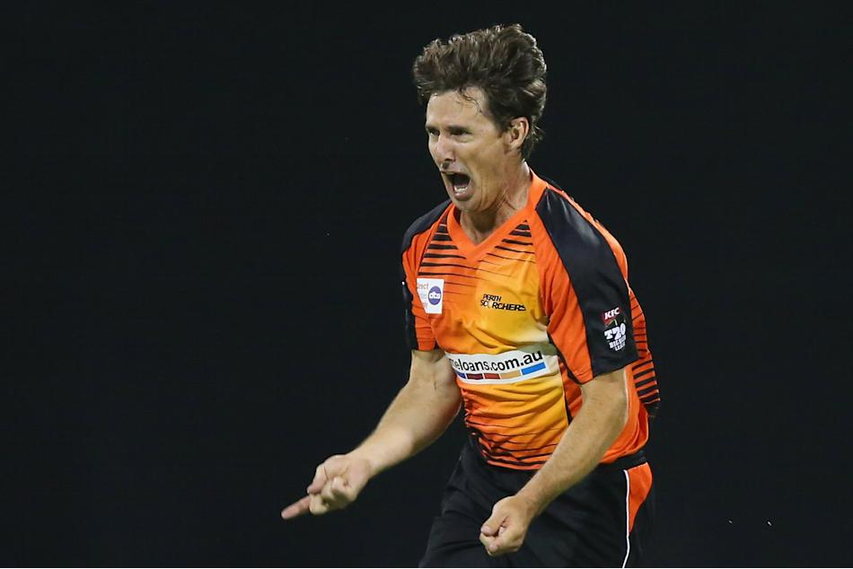 Big Bash League - Heat v Scorchers