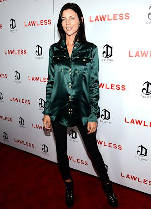 Liberty Ross Not Wearing Wedding Ring, Stuns on First Red Carpet Since Rupert Sanders' Affair