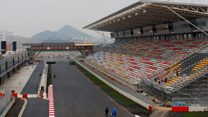 Formula 1 - Korea axed from 2015 F1 calendar