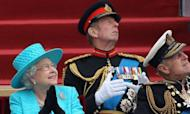 Armed Forces Mark Queen's Diamond Jubilee
