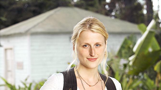 """Mamie Gummer stars in """"Off The Map."""""""