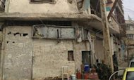 Syria: Homs Scarred By Guerrilla Warfare